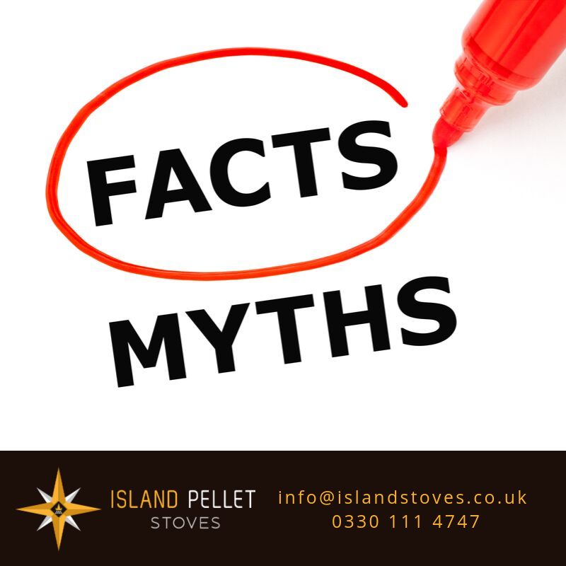 Wood Pellet Stove Myths Debunked